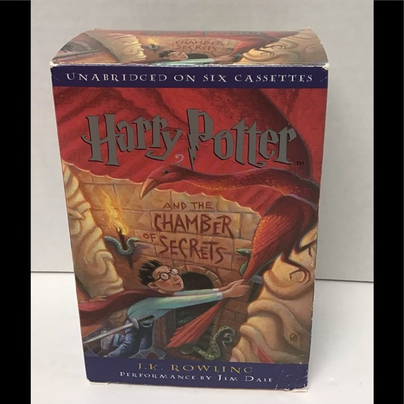 Harry Potter and the Chamber of Secrets Audio Book